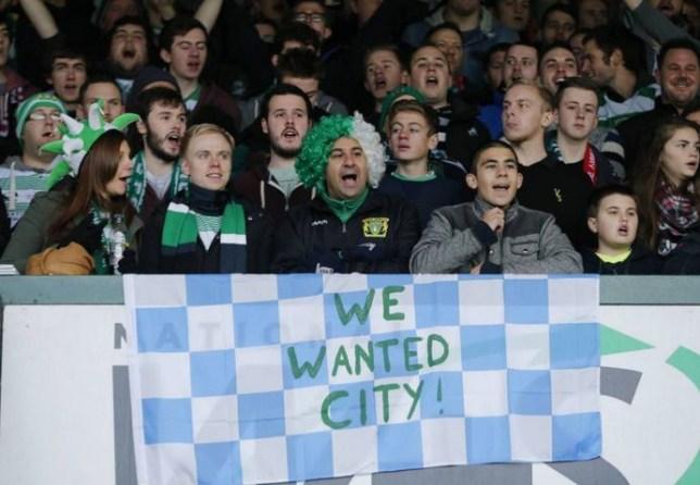 yeovil fans 1