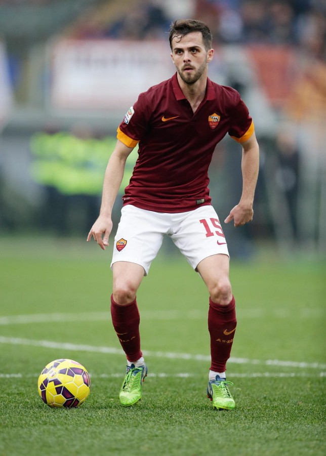 Roma star Miralem Pjanic denies contact with Liverpool over summer transfer to Brendan Rodgers' side