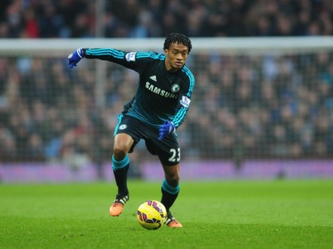 Chelsea star Juan Cuadrado puts his lightning speed down to… a witch