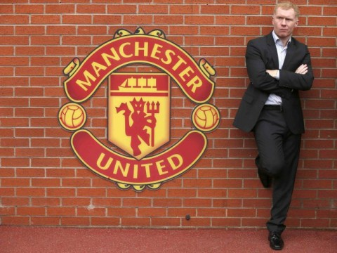 Former Manchester United great Paul Scholes wants to be a manager one day… and it could be with Oldham