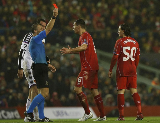 Lazar Markovic's four-game European ban for Liverpool is another example of Uefa farce