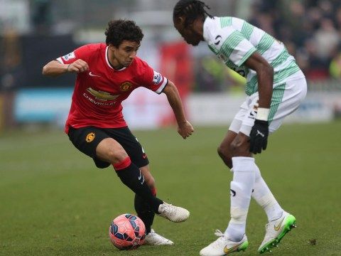 Rafael set for Manchester United exit as Louis van Gaal plans summer clear out