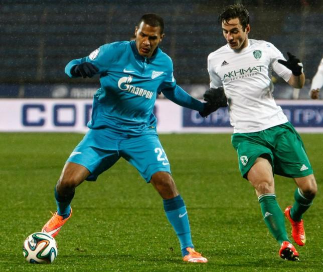 Liverpool and Tottenham Hotspur plotting summer transfer moves for Zenit St Petersburg hitman Salomon Rondon