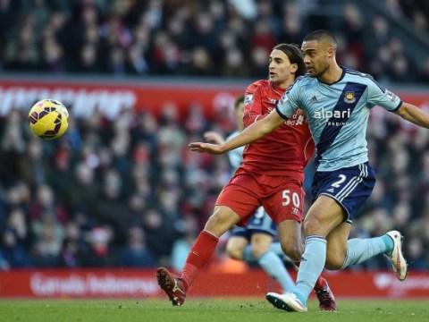 Tottenham Hotspur eye transfer move for West Ham's Winston Reid