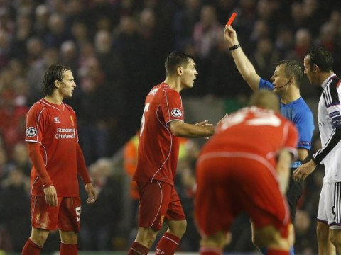 Lazar Markovic expresses his shock on Twitter at being handed four-game European ban for red card against Basel