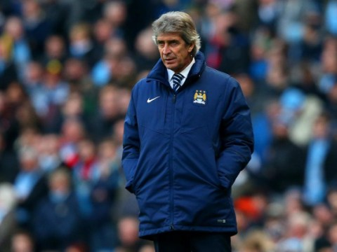 Manuel Pellegrini tells Stevan Jovetic to prove his fitness if he wants to stay at Manchester City
