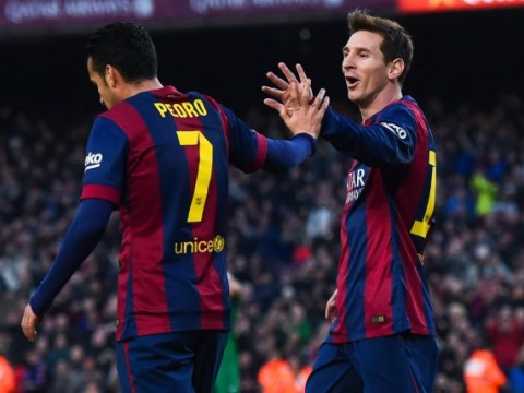 Should Pedro Rodriguez and Marc Bartra be first choice for Barcelona?