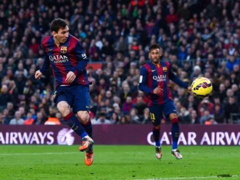 I want Barcelona star Lionel Messi to join Sampdoria, admits president Massimo Ferrero