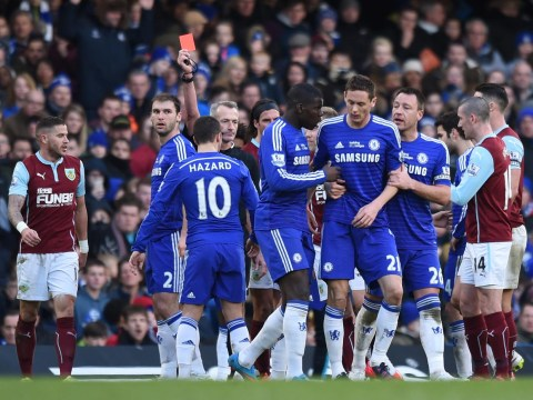 Talking points: The four key moments which summed up Chelsea's controversial draw with Burnley