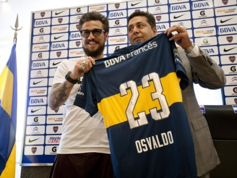 Dani Osvaldo 'could return to Southampton from Boca Juniors after sneaking girls back to team hotel before match'