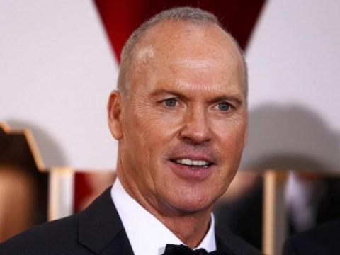 Oscars 2015: Michael Keaton's gum dominates proceedings as Eddie Redmayne takes best actor gong