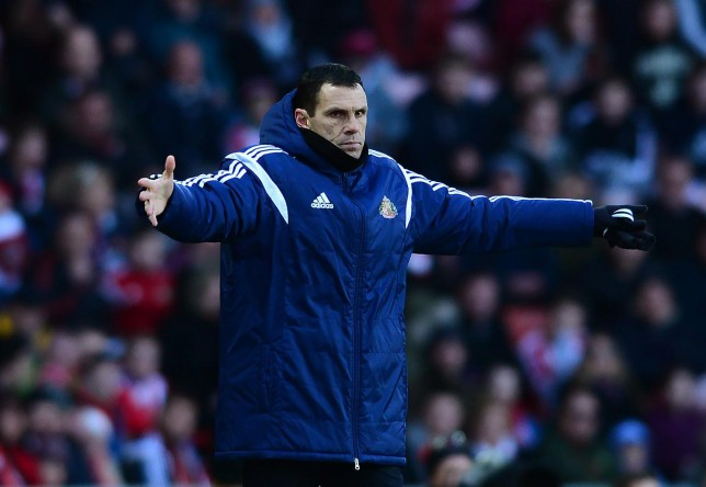 Why Gus Poyet and the Sunderland fans simply need to kiss and make up