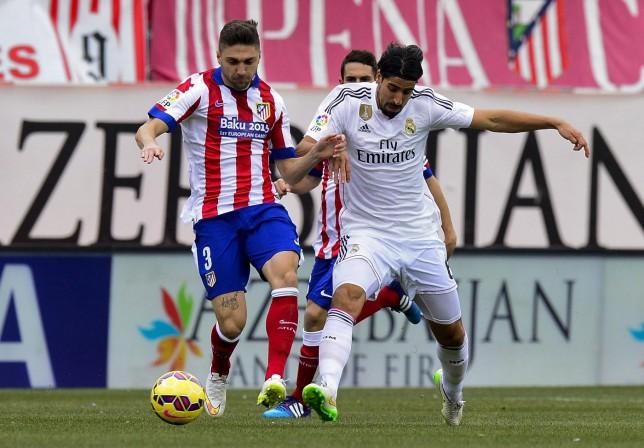 Arsenal given boost in Sami Khedira transfer race as German denies Schalke switch