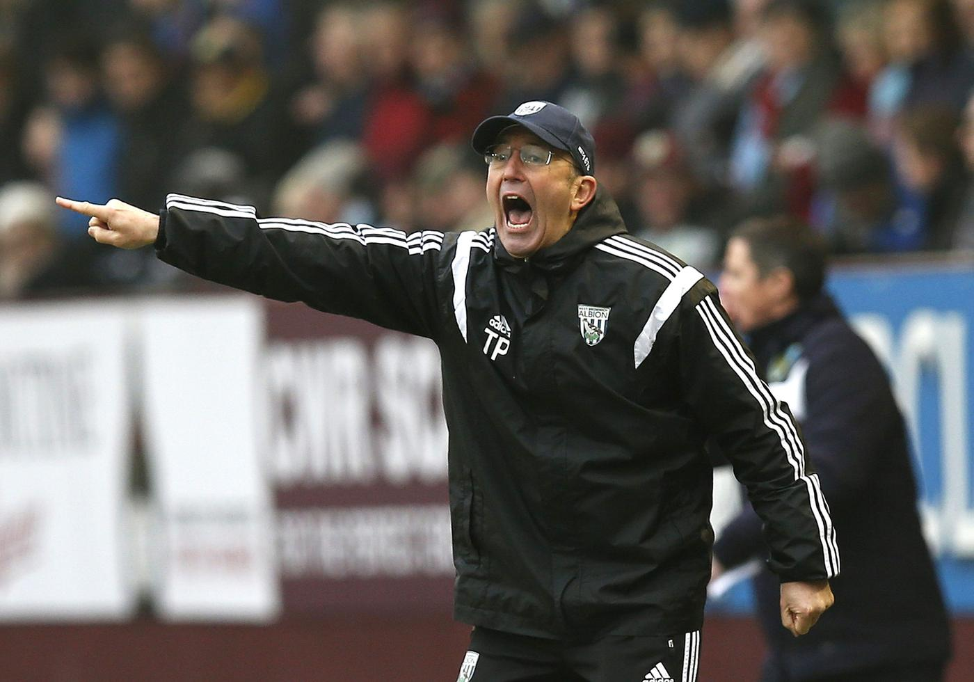 Tony Pulis saved Crystal Palace and now he is working his magic at West Bromwich Albion