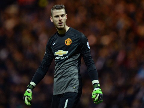David De Gea rubbishes suggestions he has fallen out with Manchester United boss Louis van Gaal