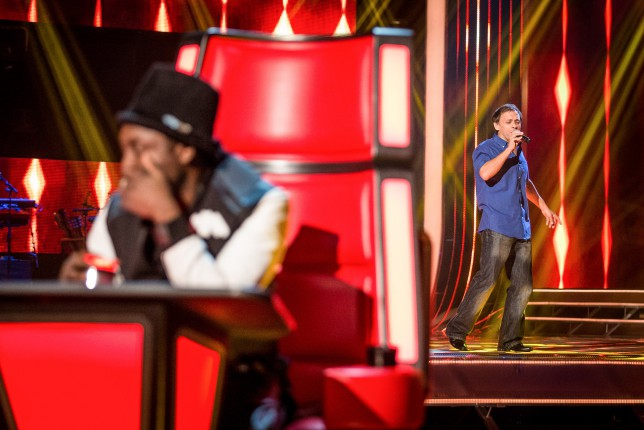 Tina Turner, Andrew Marc, will.i.am, The Voice UK