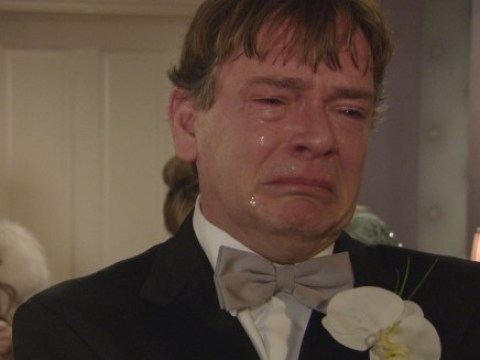 EastEnders live episode: Heartbroken Ian Beale agrees to cover up Lucy's murder with Jane to protect Bobby (who doesn't even know he killed her)
