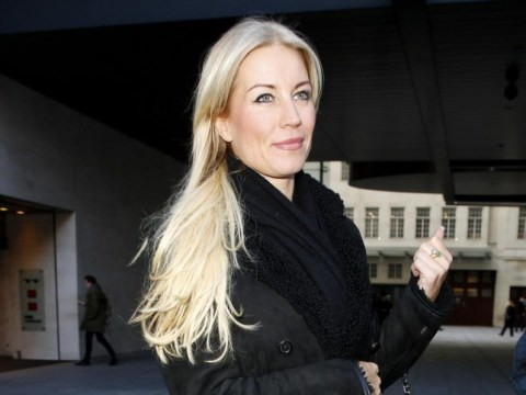 Denise Van Outen to 'send sparks flying' in EastEnders
