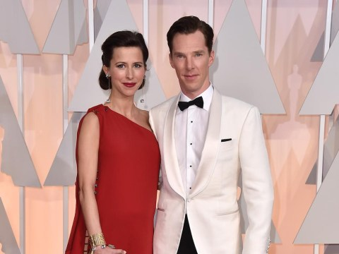 Benedict Cumberbatch and pregnant Sophie Hunter prepare to move into plush new North London pad