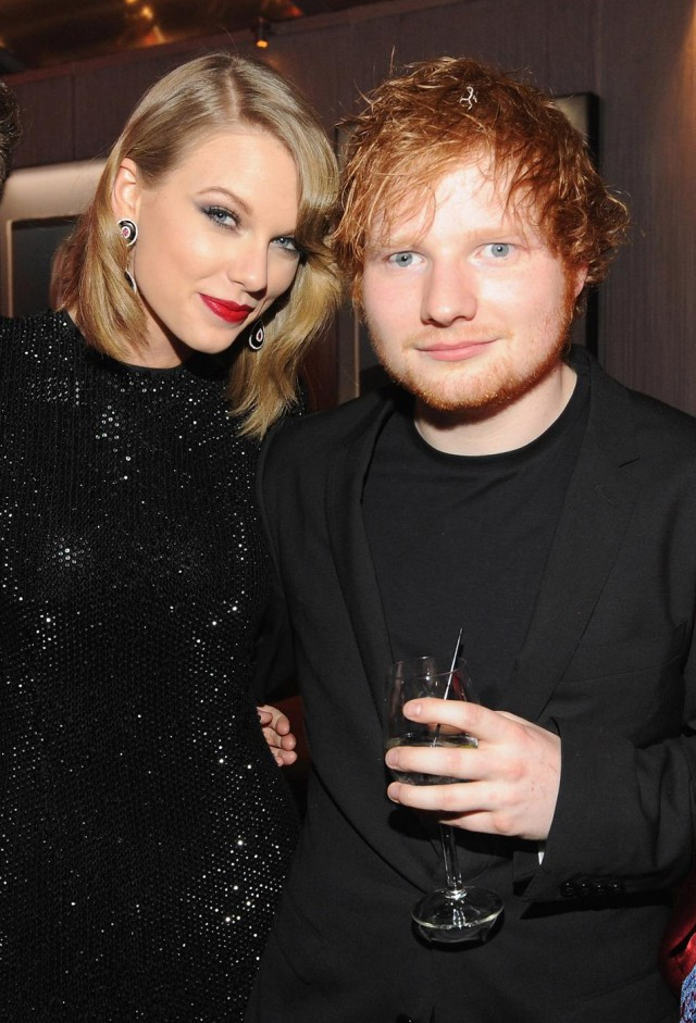 10 reasons why Ed Sheeran and Taylor Swift have to start dating NOW