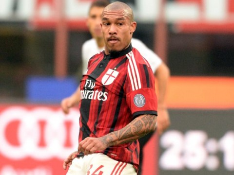 Ex-Manchester City man Nigel de Jong 'being lined up for summer transfer to Manchester United'