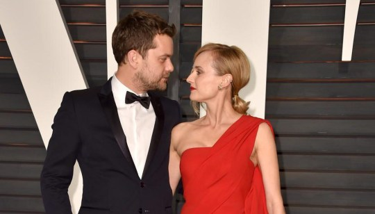 Joshua Jackson and Diane Kruger Picture: WireImage