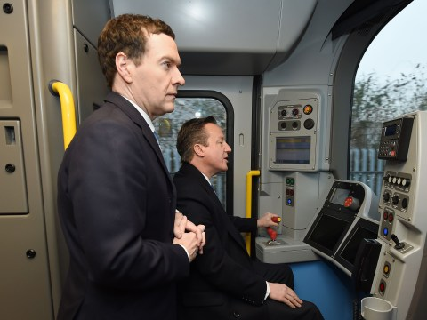 Are Cameron and Osborne looking at life beyond May 7?