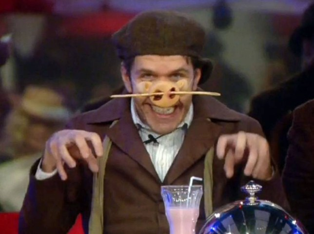 Perez Hilton Celebrity Big Brother 2015 Picture: Channel 5/Rex)