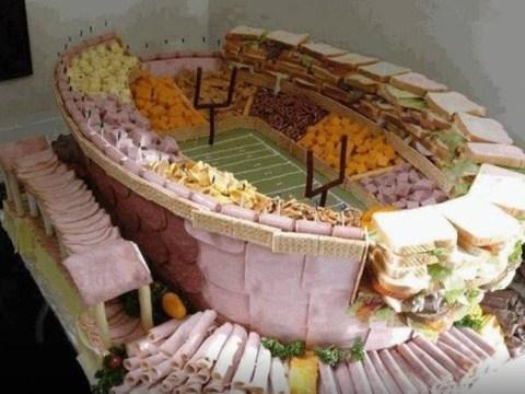 Super Bowl foods that took it far too far