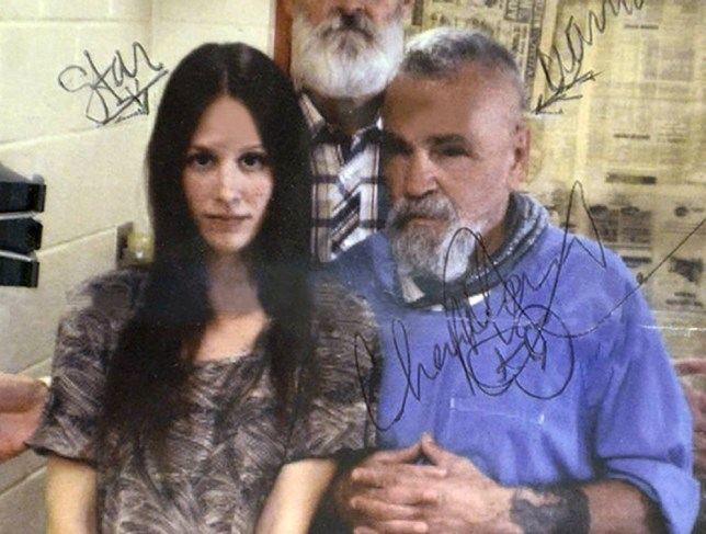 Charles Manson has missed his chance to get married to Afton