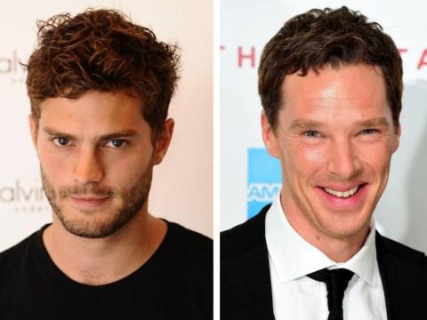 Jamie Dornan beats Benedict Cumberbatch to the world's sexiest man title