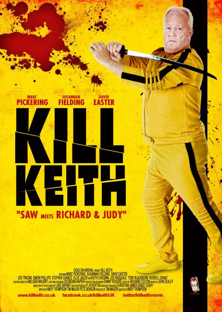 Celebrity Big Brother 2015: Remember when Cheggers starred as himself in the Brit horror flick Kill Keith?
