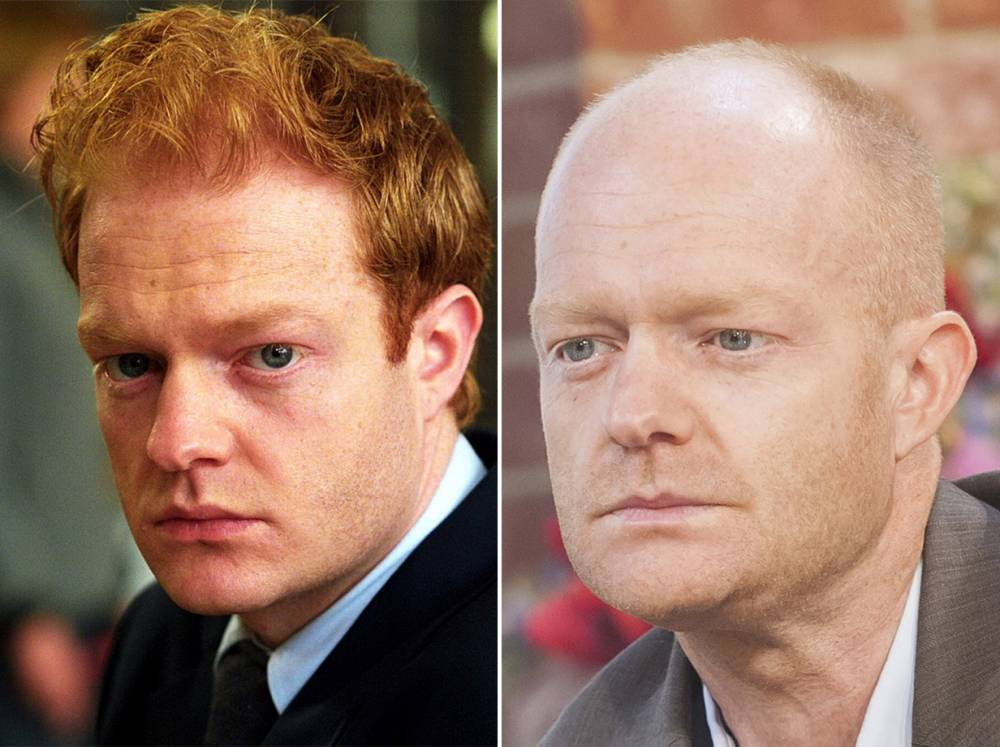 10 reasons why Max Branning is a whole lot sexier bald