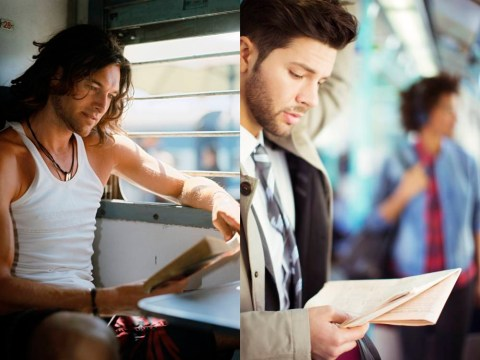 Instagram account 'Hot Dudes Reading' is your new source of intelligent eye-candy