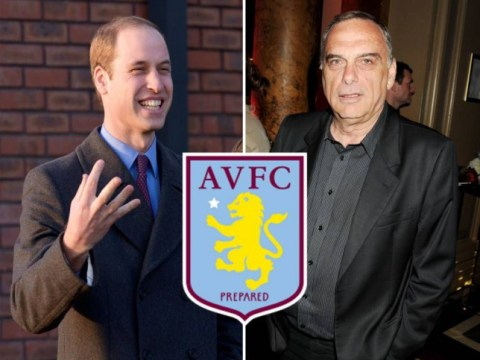 Avram Grant: Prince William asked me to become new Aston Villa manager