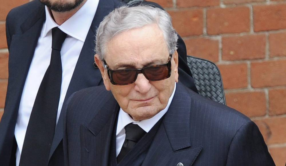epa04620786 (FILE) A file picture dated 27 April 2011 shows Michele Ferrero attending the funeral of heir to the Italian chocolate company Ferrero, Pietro Ferrero, in Alba, Italy. The owner of the Italian confectioner that makes Nutella and other chocolate sweets sold worldwide has died, the company said 14 February 2015. Michele Ferrero, 89, died in Monte Carlo after an illness that lasted months. Ferrero was among the richest people in the world with a net worth of 22.3 billion dollars, ranking him the highest of any Italian and 31st in the world, according to Bloomberg. Ferrero is one of the world's biggest confectionery companies. In addition to Nutella it makes Ferrero Rocher chocolate candy and Kinder Surprise chocolate eggs.  EPA/ALESSANDRO DI MARCO
