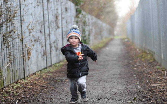 The mum of a three-year-old boy who walked home alone from a Middlesbrough playgroup today relived the terrifying moment she learned her son had gone missing.nGemma Trainor says the phone call to say her son Cain had been lost on his first day at the Little Owls playgroup was the ¿worst moment of my life.¿nIn the 40 agonising minutes he was missing, little Cain somehow negotiated a tricky 1.5 mile route to find his way home.nBut despite suffering every parent¿s worst nightmare, Gemma says she still wants him to attend Little Owls after being reassured by its response to the drama and the tighter procedures it plans to put in place.nnCain Trainor , 3 who walked home from Little Owls playgroup in Newham Grange after he disappeared into the playground with other children.nPictured on the route he took home, path off Glendale Road, over a stream and onto Saltersgill avenue.