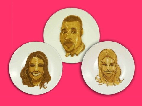 From Kanye West to Simon Cowell: Your pancakes are so average compared to this lot