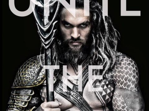'There is only one true king': Here's your first look at Jason Momoa as Aquaman