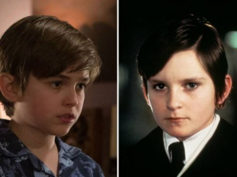 EastEnders live week 2015: Bobby Beale's resemblance to Damien Thorn from The Omen has not been lost on us – or on the viewers