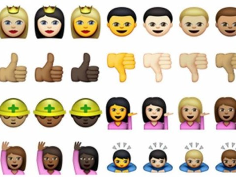 New iOS 8.3 Apple update gives us racially diverse emojis