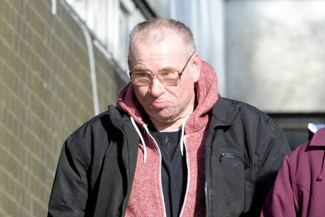 Dated: 24/02/2015  MAN WHO CHOPPED-UP 'POSSESSED' DOG AVOIDS JAIL ..  Paul Carroll, 51, from South Moor, County Durham, who drowned his Bedlington Terrier 'Molly' in a bath, before chopping her up into pieces and discarding them in a drain because he believed she had been possessed by the DEVIL - has avoided prison at Consett Magistrates' Court today (TUES) ..  SEE COPY BY NNP
