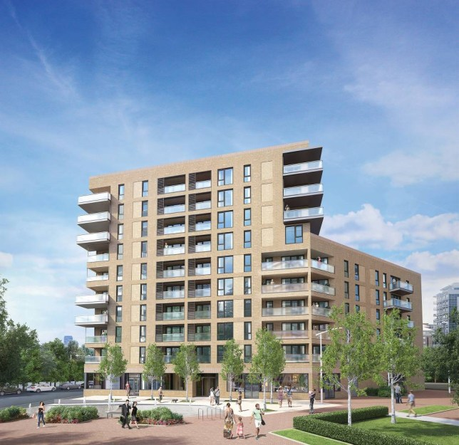 Phase two of Aberfeldy Village has been released in Poplar (Pic: supplied)