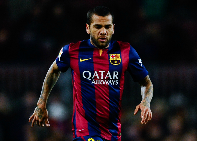 Arsenal 'to begin talks with Dani Alves' agent over shock transfer'