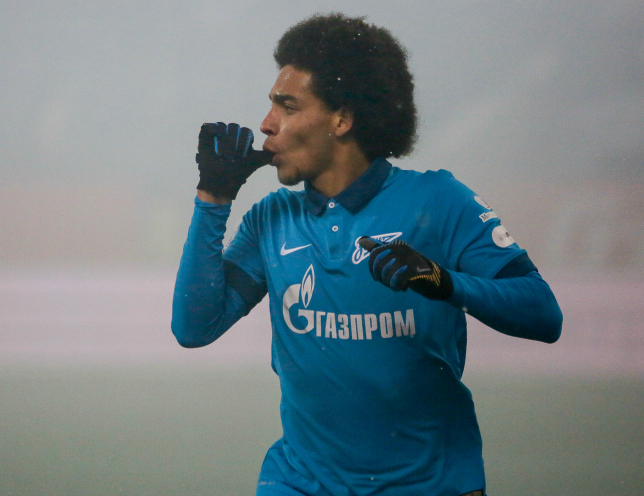 Will Chelsea hijack Everton's transfer move for Zenit Saint Petersburg's Axel Witsel?
