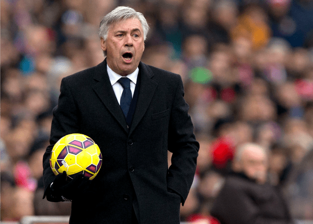 Manchester United are following Carlo Ancelotti closely (Picture: Getty)