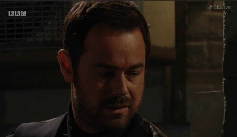 EastEnders live episode 2015: Is Dean Wicks dead? Mick Carter appears to hide the body in shock twist