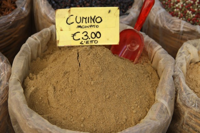 Cumin was found to contain unauthorised traces of almond (Picture: Wikicommons)