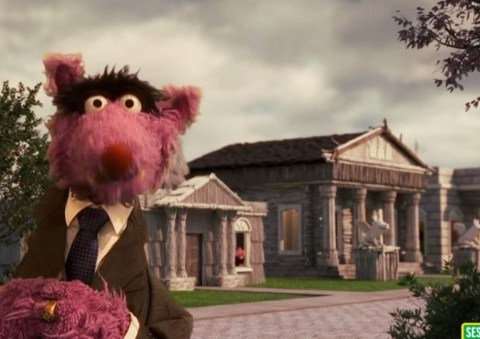The Sesame Street House Of Cards parody you didn't know you wanted is finally here