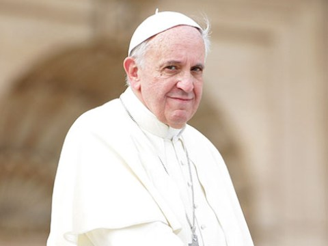 'The earth looks like an immense pile of filth,' says pope